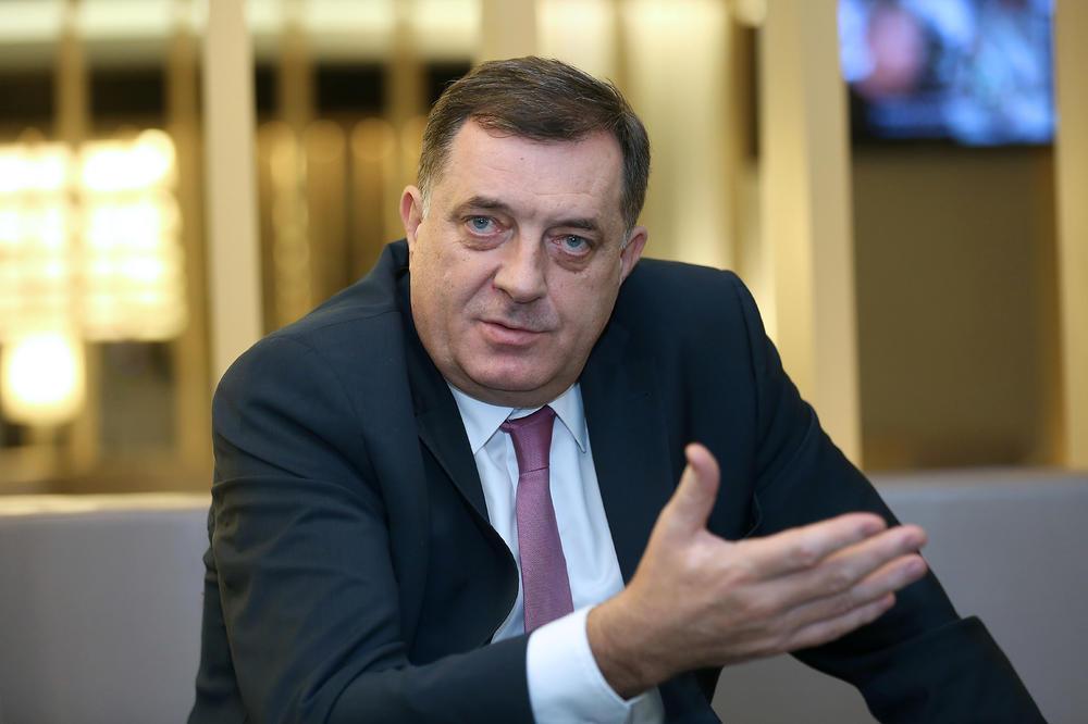 Dodik najavio zajedničku izjavu Srba i Hrvata iz BiH: 'Ako ne bude prihvaćena – razdruživanje'
