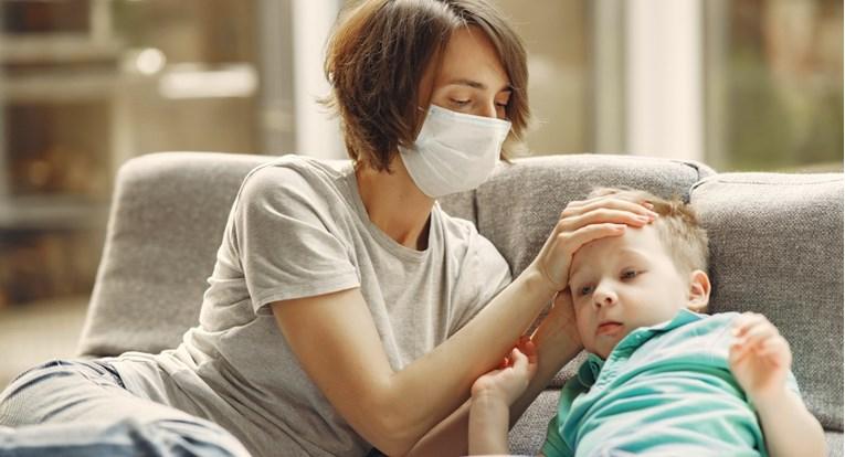 Mame i tate, ovo su najčešći simptomi korone kod djece