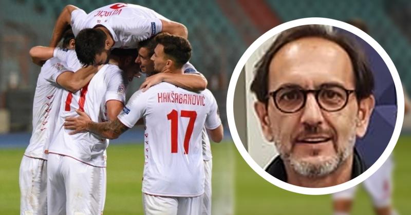 Crnogorski komentator slavio gol uz: Evo zore, evo dana