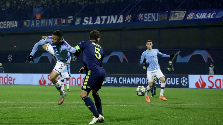 Dinamo se oprostio od Lige prvaka