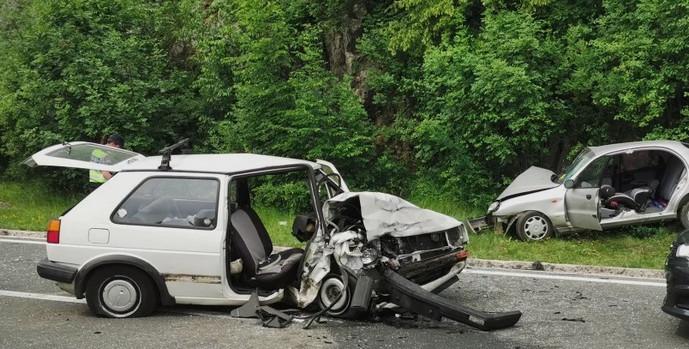 Dijete poginulo u prometnoj nesreći kraj Počitelja