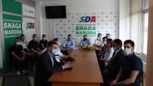 Asocijacija mladih SDA: Hrvati i Bošnjaci trebaju biti prijatelji i prirodni saveznici