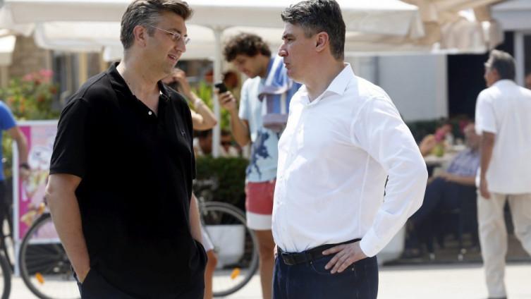 Milanović o Plenkoviću: Imamo premijera koji ništa ne zna