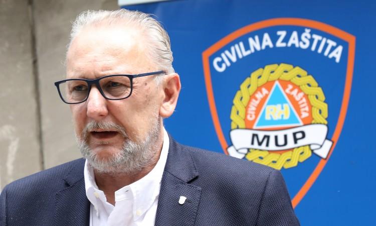 Božinović o natpisima Spiegela: Mladi muškarci nezakonito ulaze u RH
