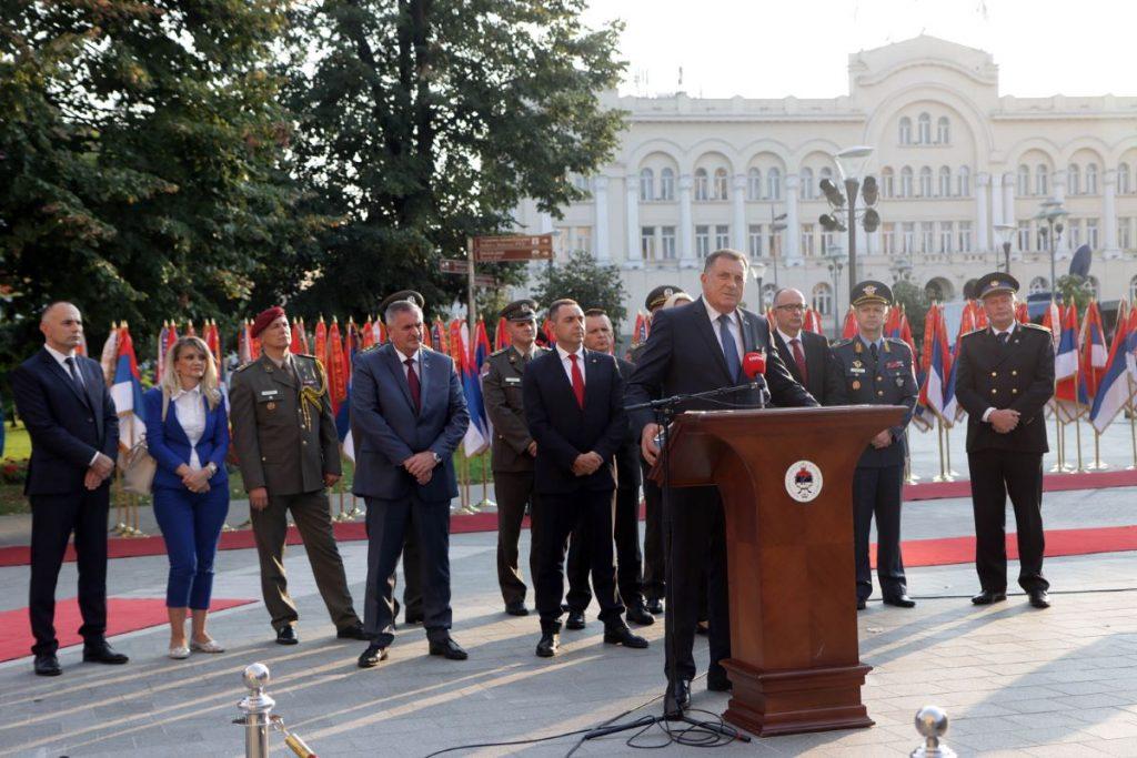 Proslavljen Dan srpskog jedinstva, slobode i nacionalne zastave