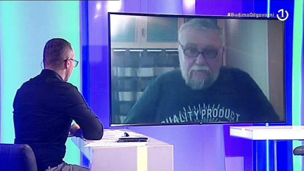 Đenero na BHRT-u 'oprao' Komšića: Njega Zagreb ne doživljava!