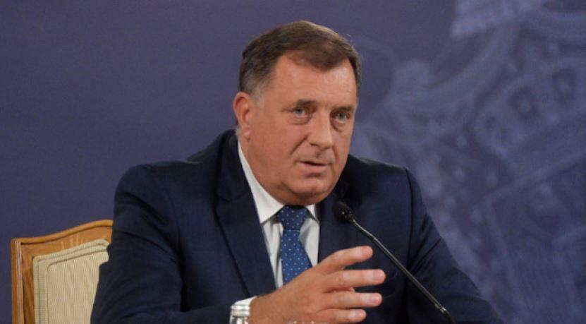 Dodik danas u službenoj posjeti u Zagrebu