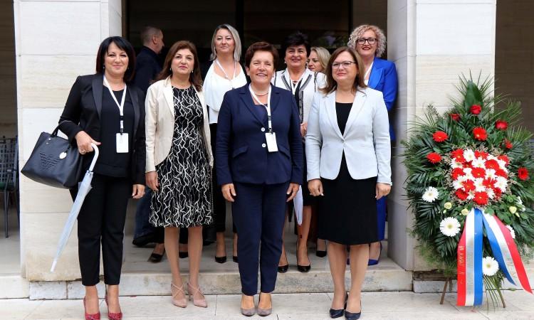 Pendeš želi veću zastupljenost žena na svim razinama vlasti