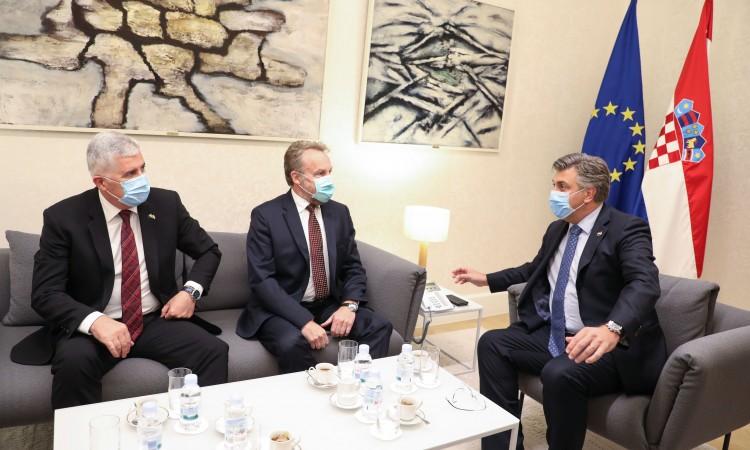 Bakir dao veliki intervju, opet je pričao da Hrvati imaju viška prava
