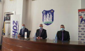 Čović: Žurno riješiti sva sigurnosna i egzistencijalna pitanja u Bihaću