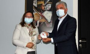 Herceg i ministrica Gudeljević uputili apel građanima na poštivanje preporuka