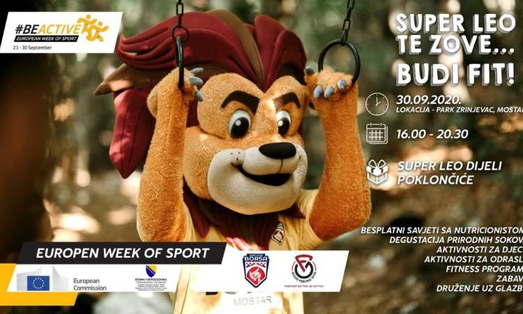 Judo klub Borsa provodi Beactive program u Mostaru