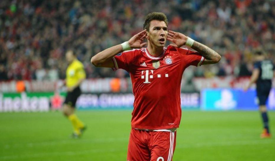 Mario Mandžukić bi se mogao vratiti u Bayern kao zamjena ovom igraču