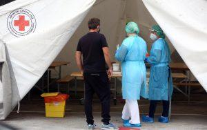 Koronom u BiH zaražene još 233 osobe