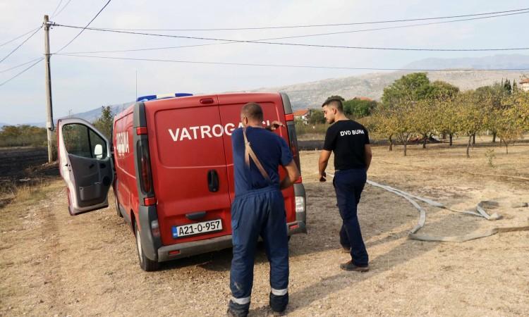 Tijekom jučerašnjeg dana HNŽ je imao preko 20 požara