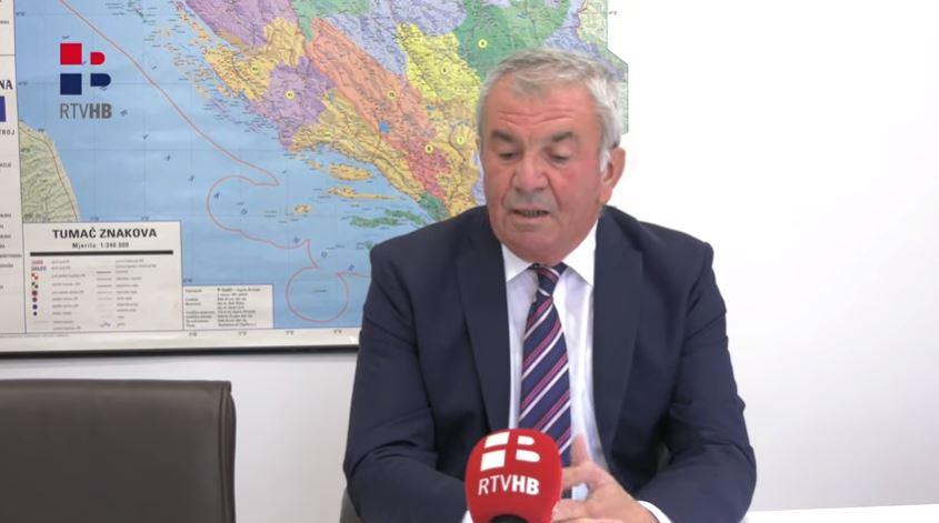 Željko Raguž kaže da je dobro da Bakir kaže što misli o Hrvatima