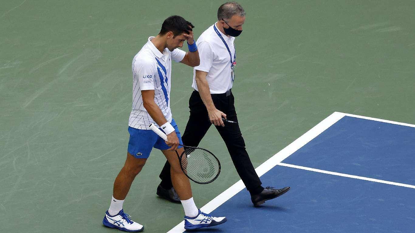 Ajme kakva drama: Đoković je diskvalificiran s US Opena!
