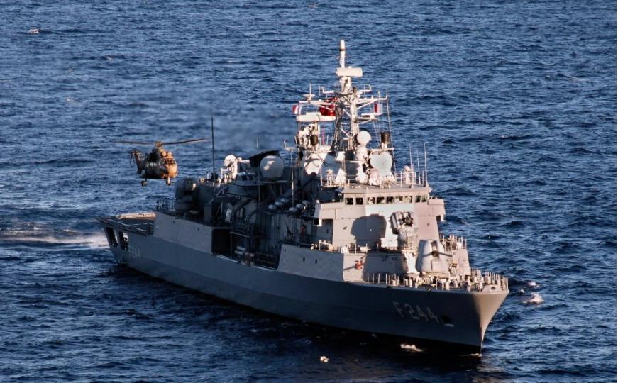 Turski istraživački brod napustio Sredozemlje