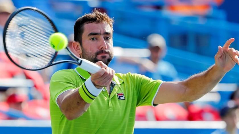 Čilić i Ćorić u drugom kolu ATP turnira u Rim