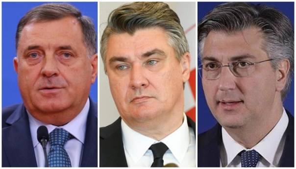 """Zagrebački potres """"Dodik"""" još uvijek se osjeti u Sarajevu"""