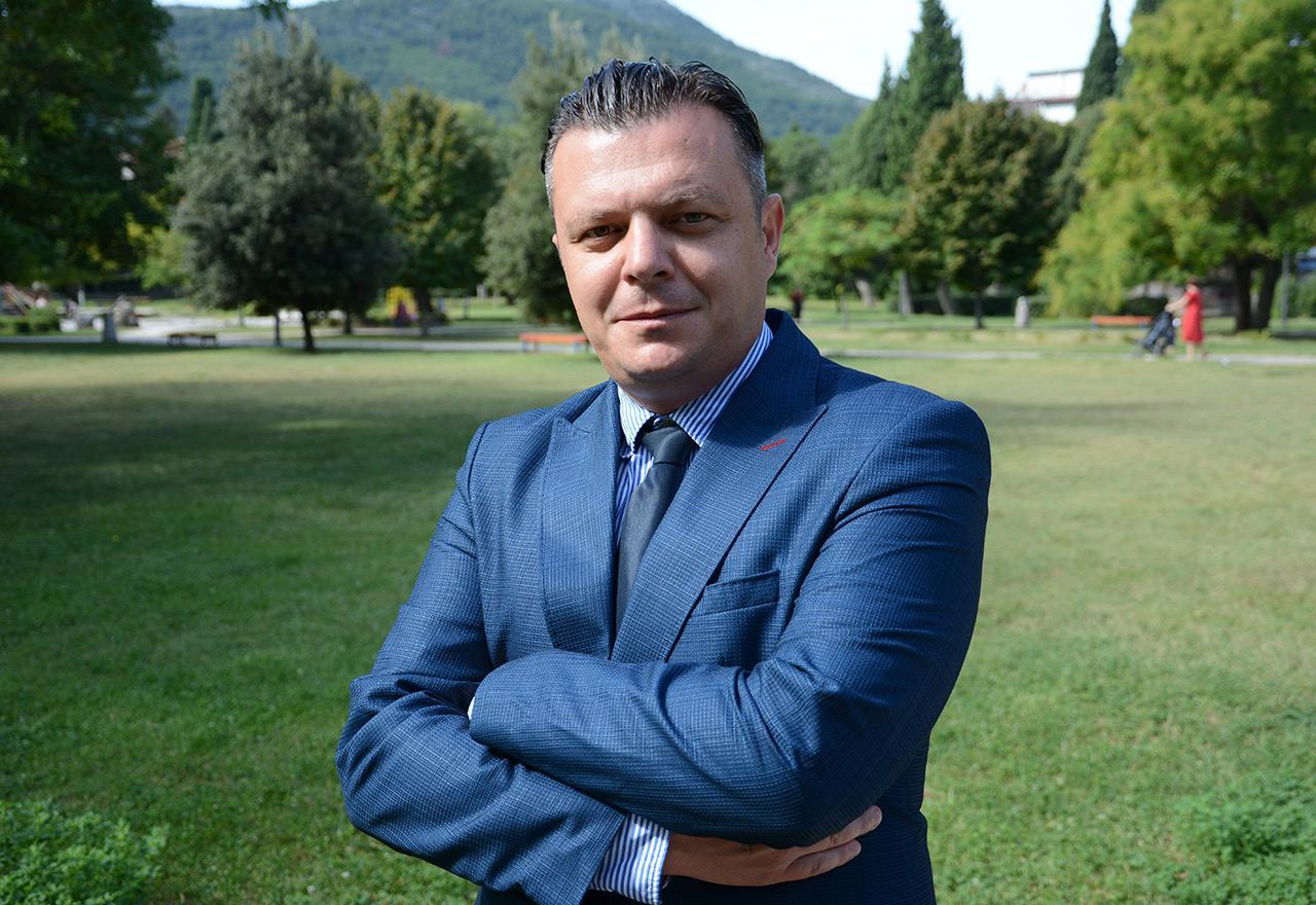 Dalibor Drlje novi predsjednik HFC Zrinjski