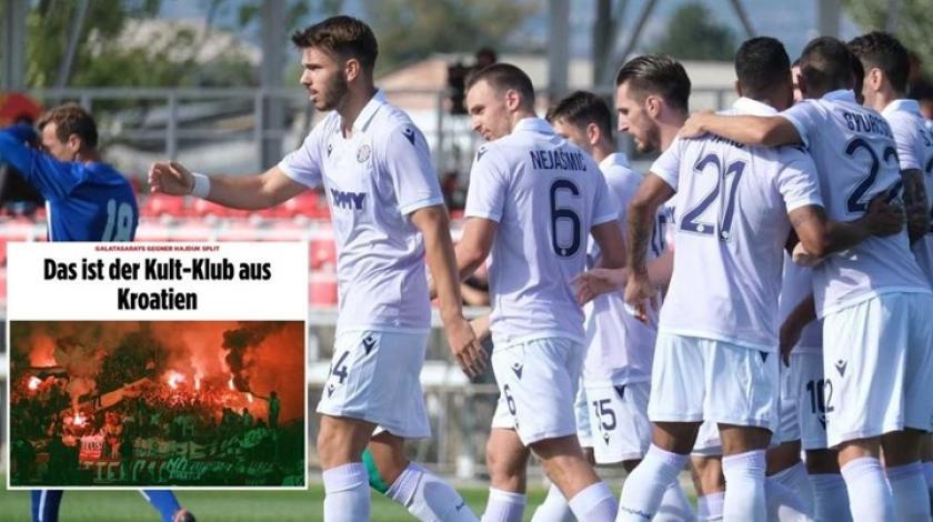 Bild o Hajduku: Kakav lud i nevjerojatan klub