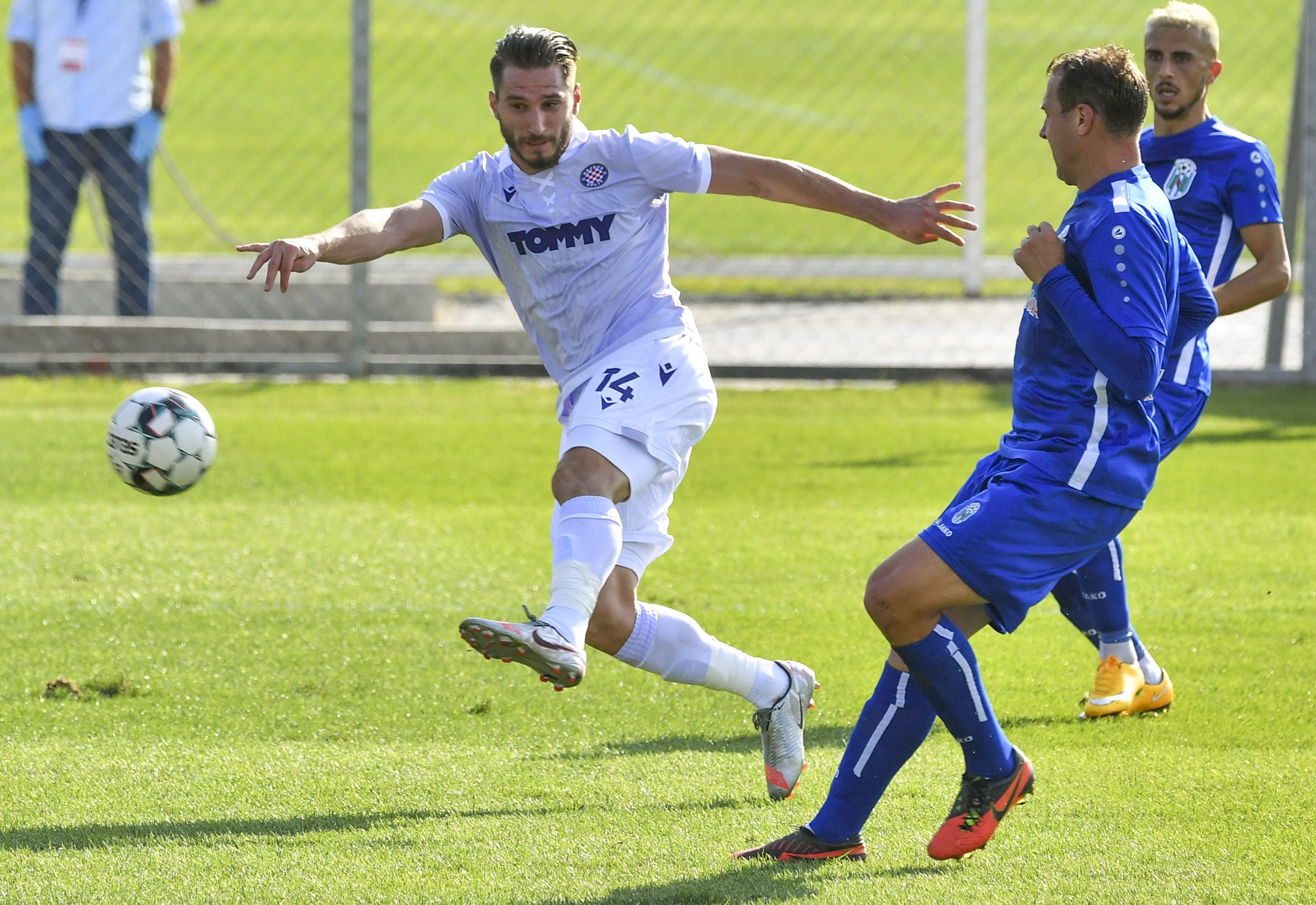 Hajduk jedva nekako pobijedio Renovu i prošao dalje
