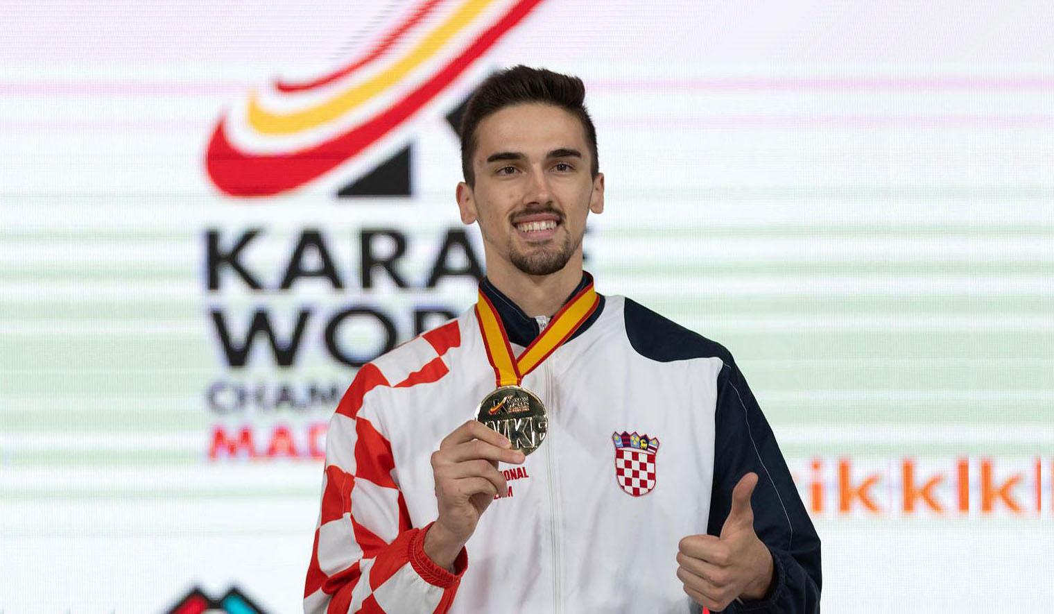 Svjetskom prvaku Ivanu Kvesiću ne uplaćuju stipendiju
