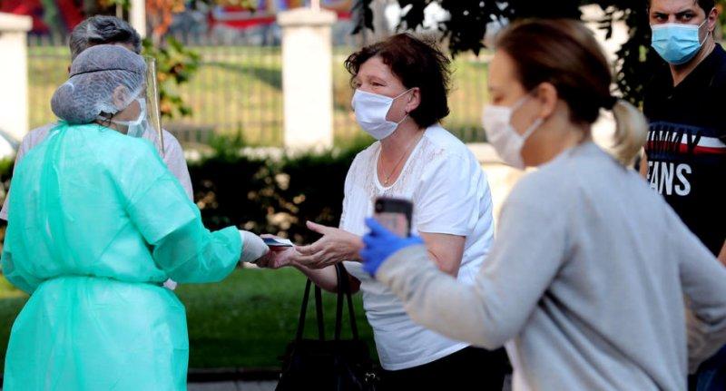 Stanje danas: 343 novozaražene osobe i pet preminulih