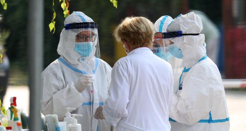 Hrvatska: 35 osoba preminulo, skoro 2400 novozaraženih