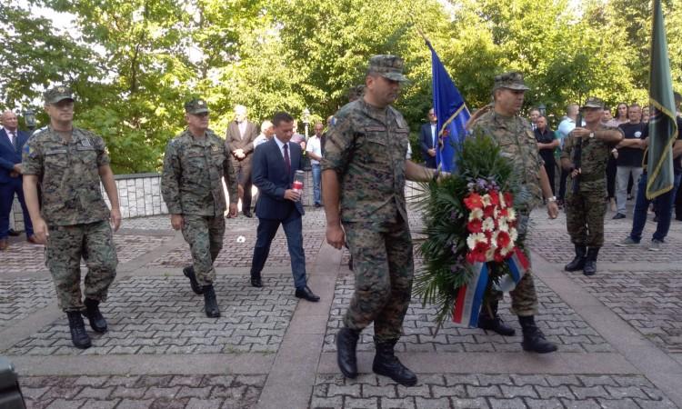 Krešić na obilježavanju 27. obljetnice stradanja Hrvata u Uzdolu