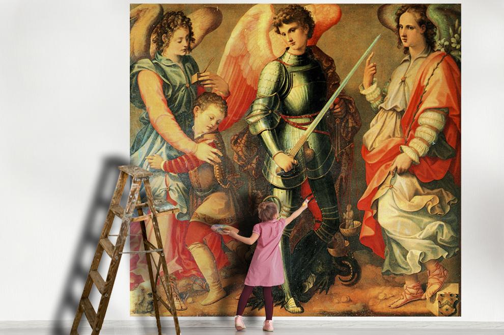 Sveti Mihael, Gabriel i Rafael