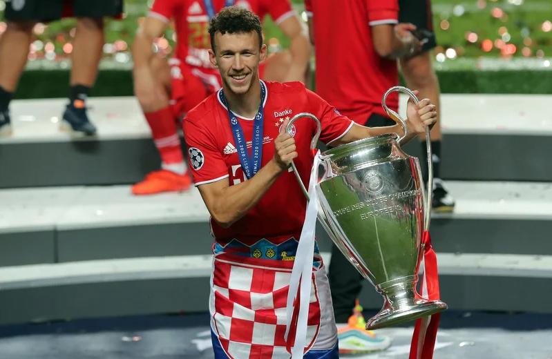 Pogledajte kakvom se fotografijom Perišić oprostio od Bayerna