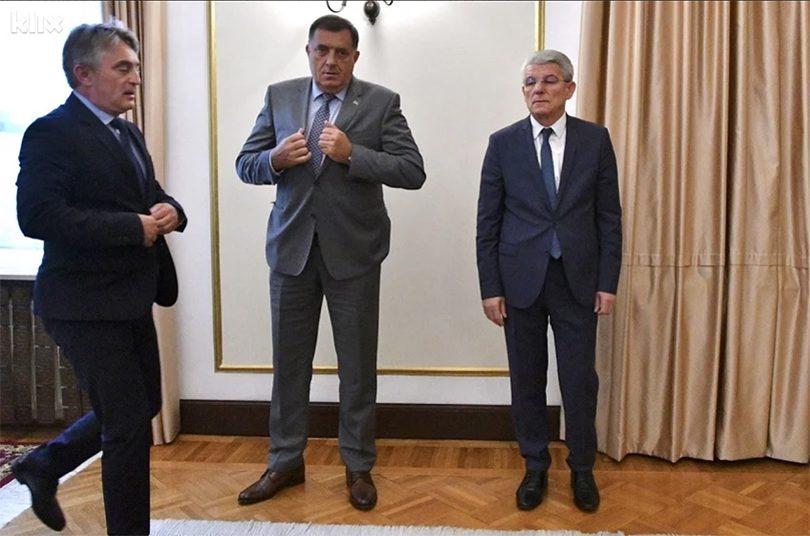 Dva bošnjačka i jedan srpski i hrvatski idu u Bruxelles