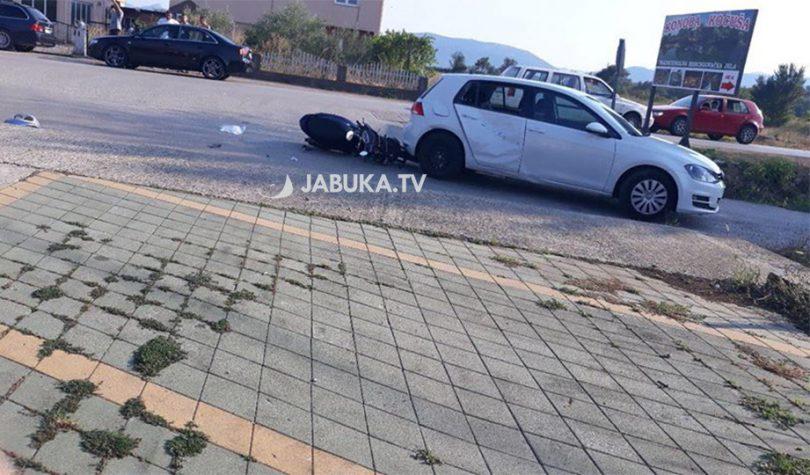 Mostarka službenim vozilom MUP-a HNŽ skrivila nesreću kod Ljubuškog