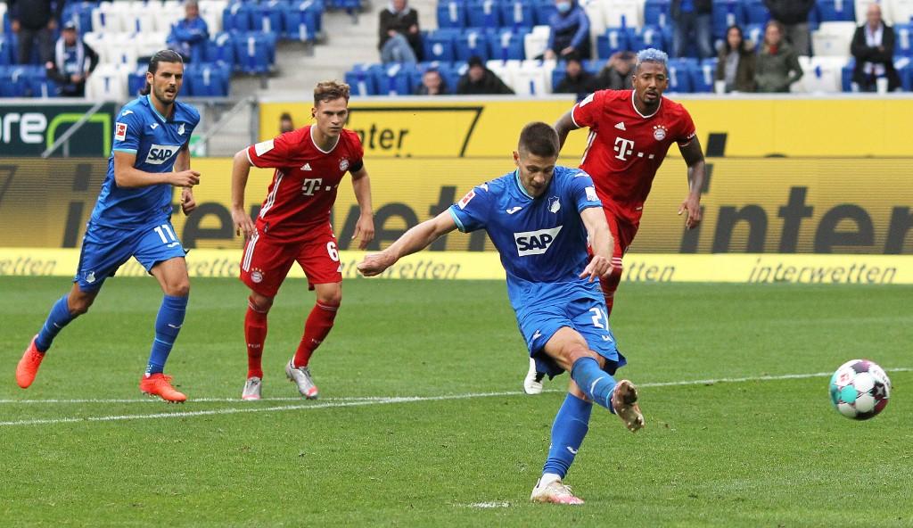 Nestvarno dobar Kramarić srušio europskog prvaka