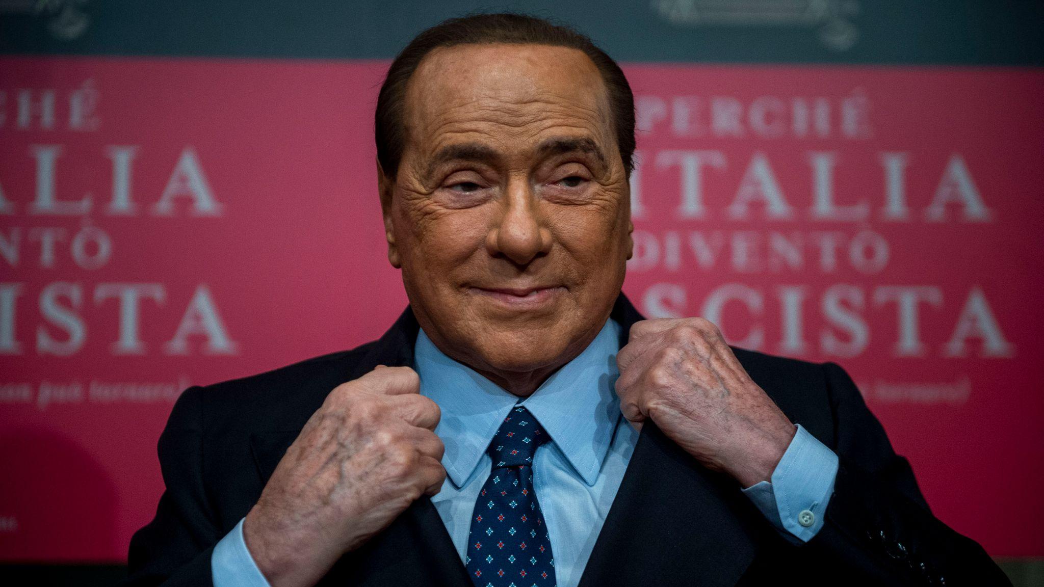 Bivši talijanski premijer nakon hospitalizacije izašao iz bolnice
