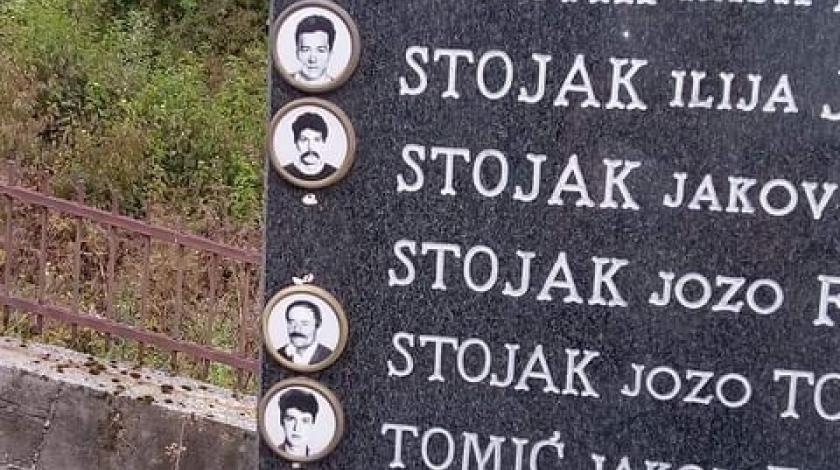 Video: Uništen spomenik poginulim Hrvatima kod Travnika
