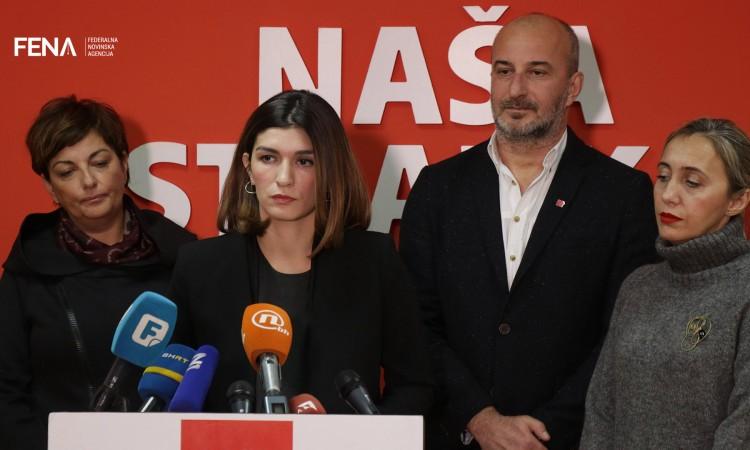 Ćudić: Vanjsku politiku SDA prepustila Dodiku i Čoviću