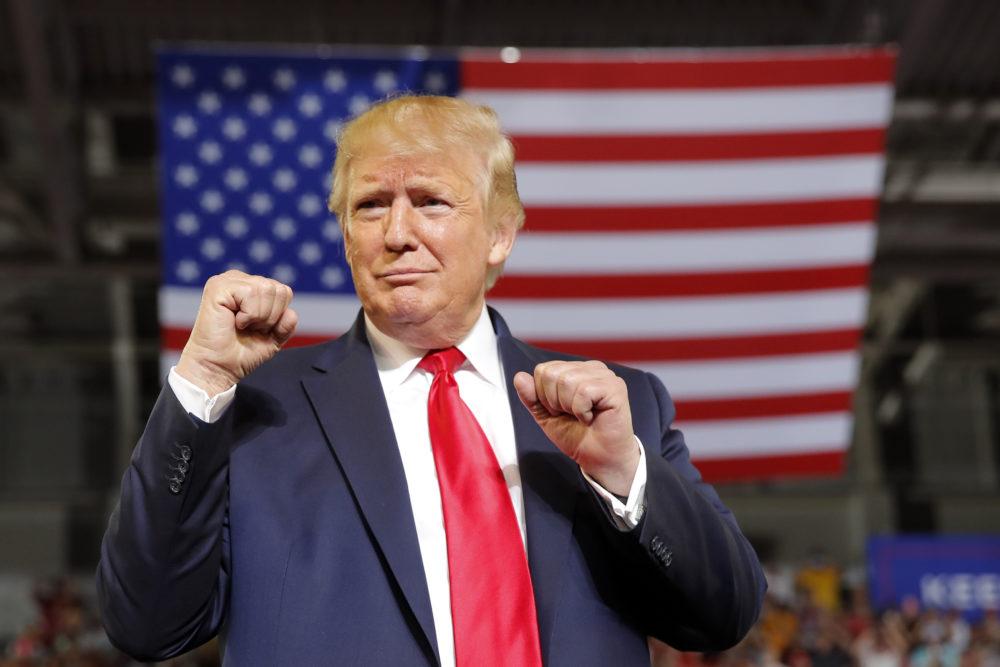 Trump: Neka se Iran ne zaje..je s SAD-om