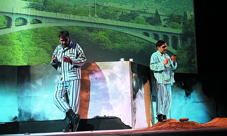 Predstava 'Ajmo na fuka' na 'Andrićevim danima' u Travniku