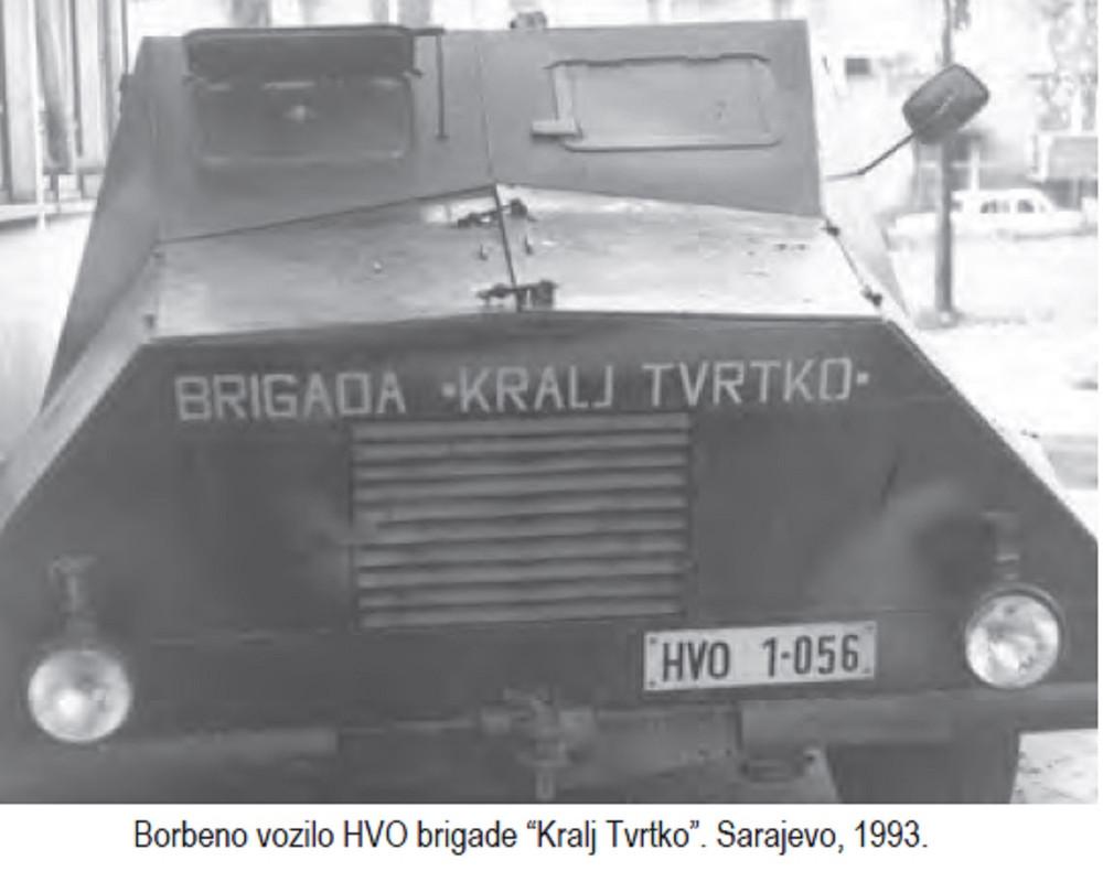 Sarajevo '93. i nasilno gašenje HVO-a