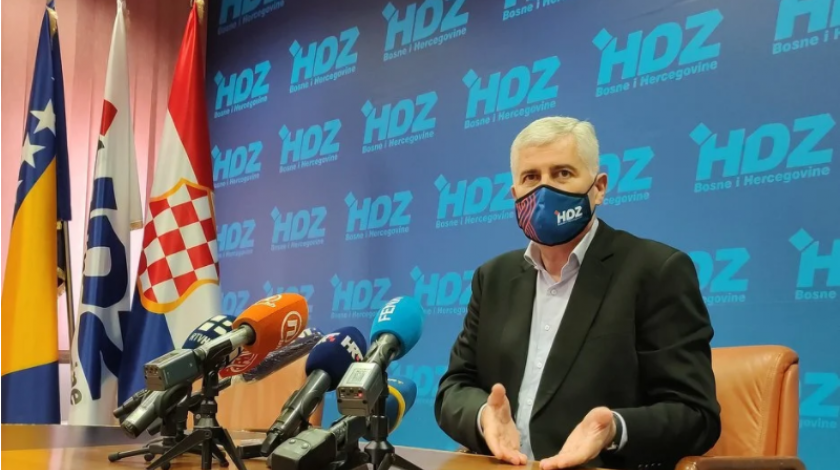 """Čović: """"Ne želim ni razmišljati što bi se dogodilo da u ovoj godini ne završimo reformu Izbornog zakona…"""""""
