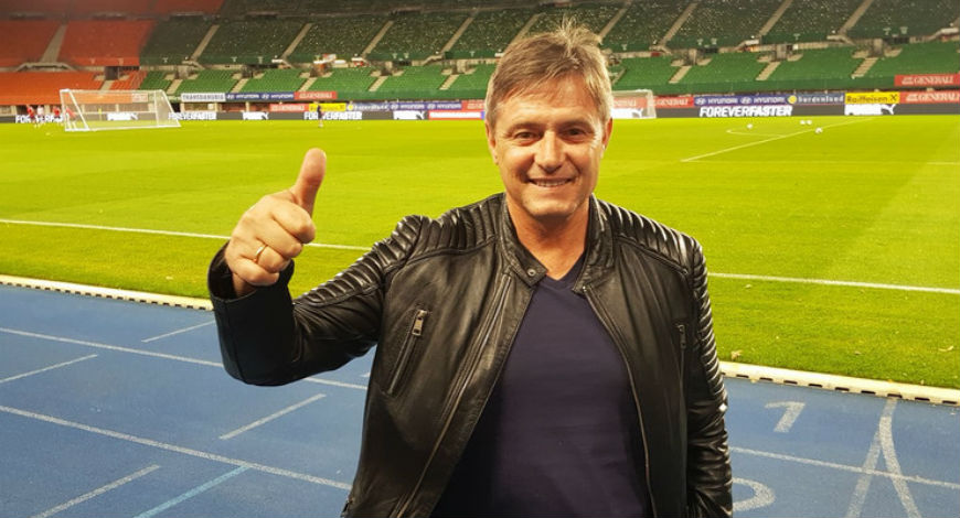 Dragan 'Piksi' Stojković: 'Masakrirat ćemo Škote, a onda nam dajte Hrvate'