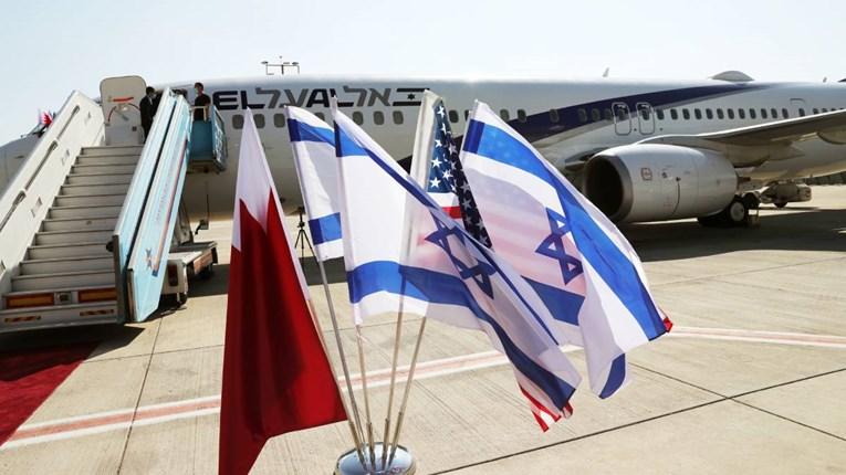 Povijesni let za Izrael: Prvi zrakoplov koji je sletio u Bahrein