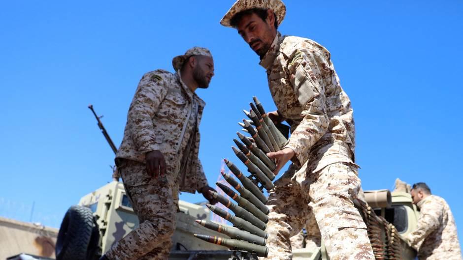 Libijske zaraćene strane danas potpisuju sporazum o primirju