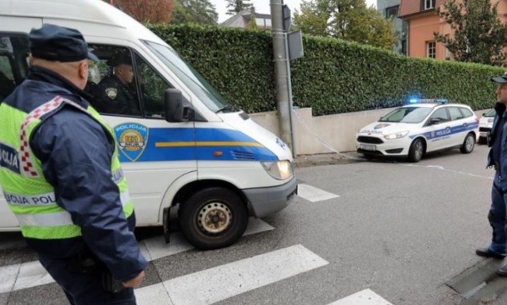 Poznato je tko je napadač na policajca u Zagrebu