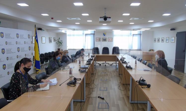 Tadić i Piotrovski o suradnji Tužiteljstva BiH i UNODC-a