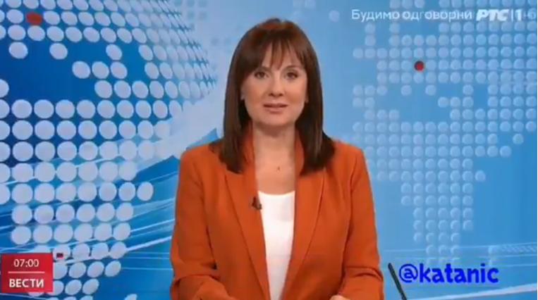 Video: Svi se smiju najavi meča Nadala i Đokovića srpske voditeljice, evo i zašto