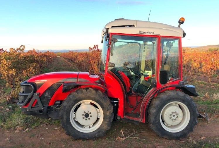Oduzet traktor kupljen na crnom tržištu u Čapljini